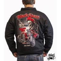 BLACK HEART TWISTER RIDE JACKET